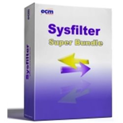 Sysfilter Pack 3X