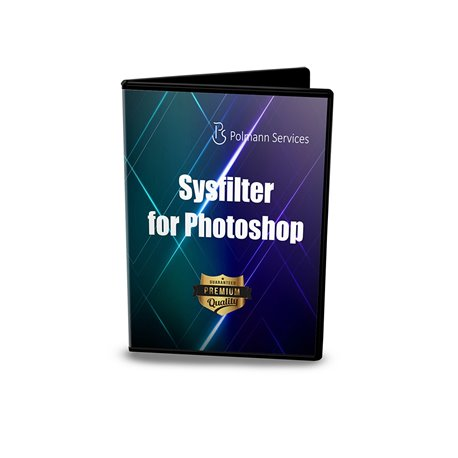 Upgrade Sysfilter para Photoshop® CS-CC 2018